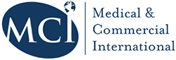 Logo of Medical Commercial International (MCI), one of our chosen medical malpractice insurance providers we work with